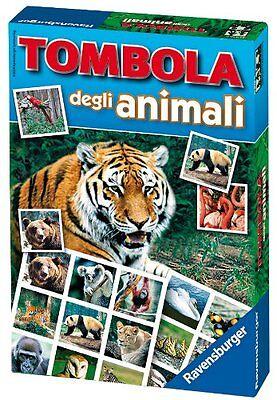 Logico Ravensburger 21976 Tombola Degli Animali