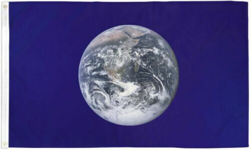 Earth 3X5/' FLAG BIG NEW 3/'X5/' Planet Earth Flag