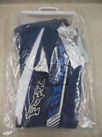 Box19 007-141 Kids 180 Fox Racepants Navy Blue Size 26 (10-12) Brand