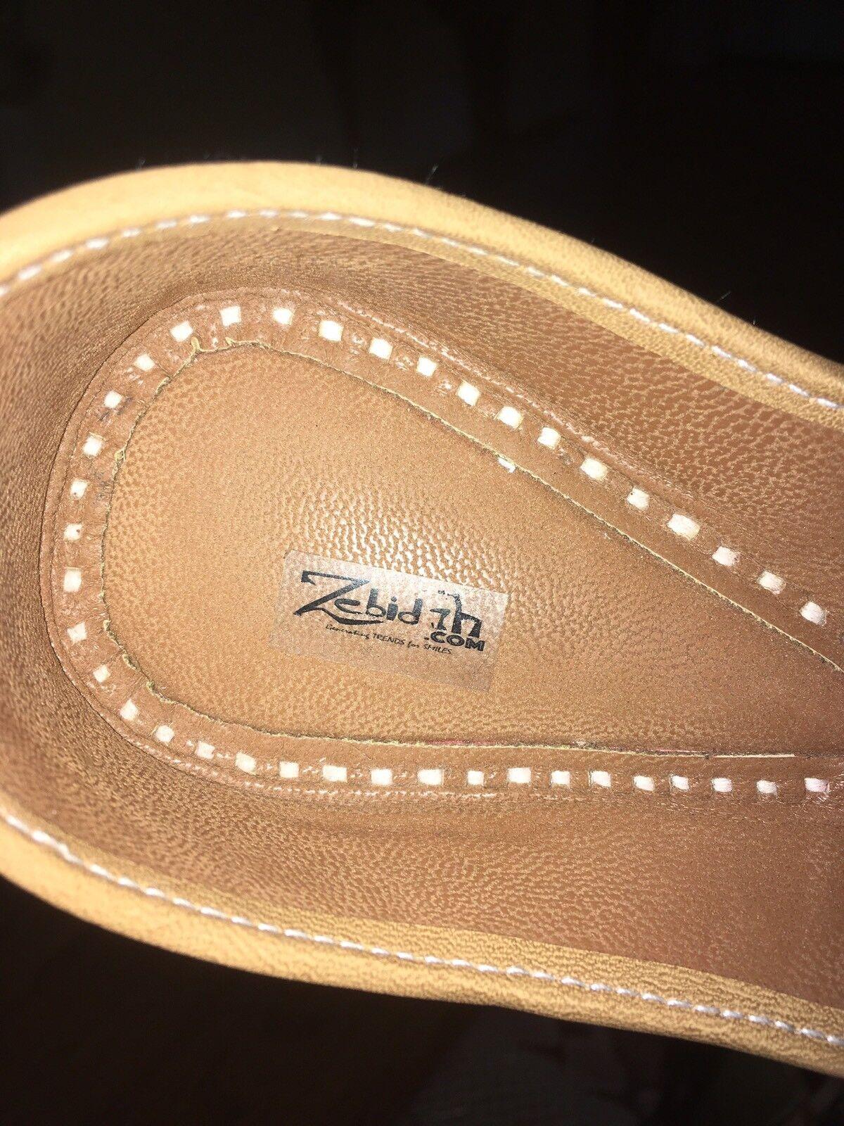 Zebidah Flats, Größe 36 Größe (US Größe 36 5.5) 157b60