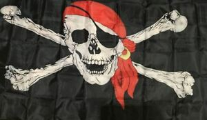 Large-Jolly-Roger-Pirate-Flag-Skull-amp-Crossbone-Flags-90x150cm-Pirate-Party