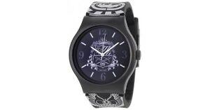 Uhren & Schmuck Uhr Marc Ecko E06511m1 Schwarz Unisex Uvp Neueste Technik