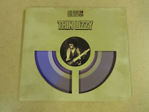 CD / THIN LIZZY - COLOUR COLLECTION