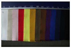 e1cef05d95 Dettagli su Tessuto Abbigliamento Rasatello Rasatella Cotone Elastico  Confort Metraggio