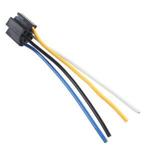 s l300 car 12v 12 volt dc 40a amp relay harness socket 4pin 4 wire sales