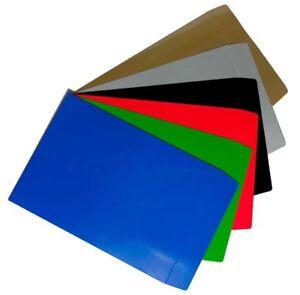 Placa de color todos los sobres BE235 - 235 X 162mm Elige color/cantidad  </span>