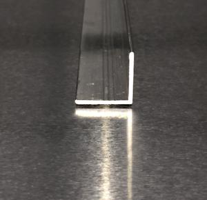 "Aluminum Angle 3//4/"" x 3//4/"" 1//16/"" Thick 4 Feet Long Mill Finish"