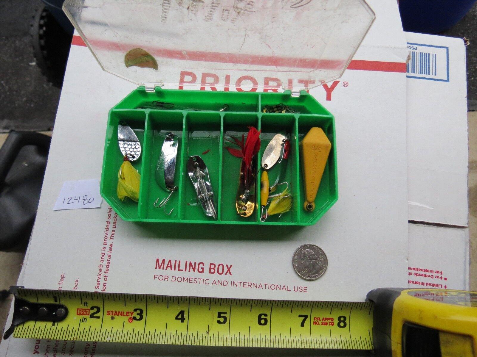 Pflüger fishing lure kit fishing lures (lot)