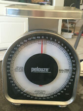 Dymo By Pelouze Heavy Duty Mechanical Packa Scale Model 50lb Capacity 6x4 34