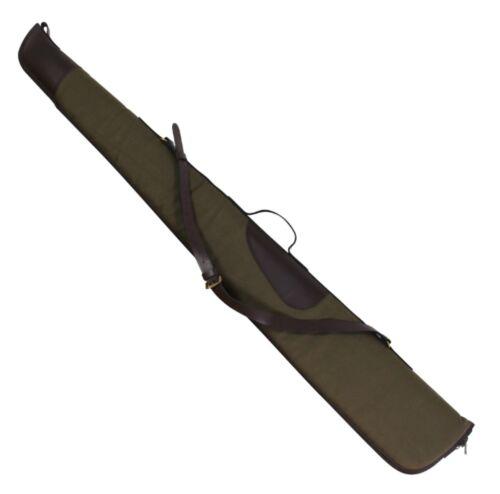 Jack Pyke Canvas Shotgun Slip Bag Green Game Country Hunting Shooting