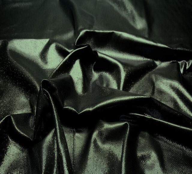 "CREAM GOLD METALLIC SHINY STIFF GLIMMER FABRIC 44/""W BTY Dress Drape Craft Cloth"