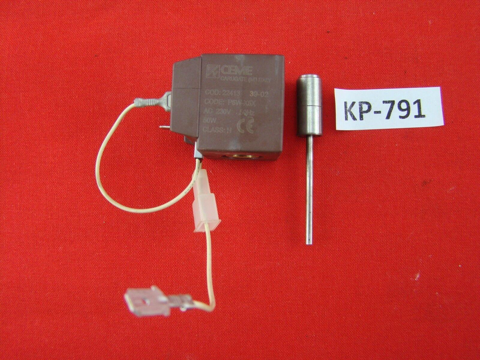 ORIGINAL Krups Type 860 CARUGATE 22413 34-02 p6w-x5x  kp-791