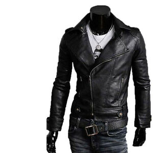 Pelle Homme Uomo N7o Giacca Veste Jacket In Blouson Leather Men Giubbotto Cuir qHEpgxwCT