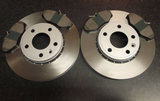 RENAULT TRAFIC MK2 QUALITY FRONT BRAKE DISCS & PADS ABS RING please check sizes