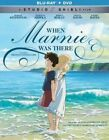 When Marnie Was There 2pc DVD 2 Pack BLURAY