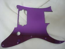 Purple Mirror pickguard fits Ibanez (tm) RG7620 UV 7 string HXX