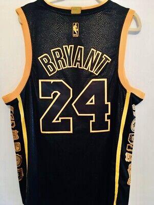kobe bryant black and yellow jersey jersey on sale