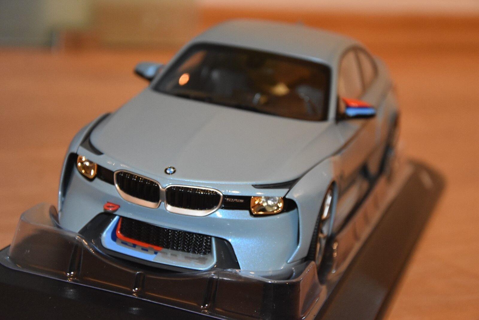 BMW 2002 Hommage, Hommage, Hommage, 1 18 Dealer Edition (Norev) Concept Car SEHR SCHÖN 2dbe98