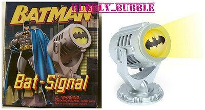 DC Comics Batman Bat Signal Kits Book Mega Mini Light Up Projection Toy