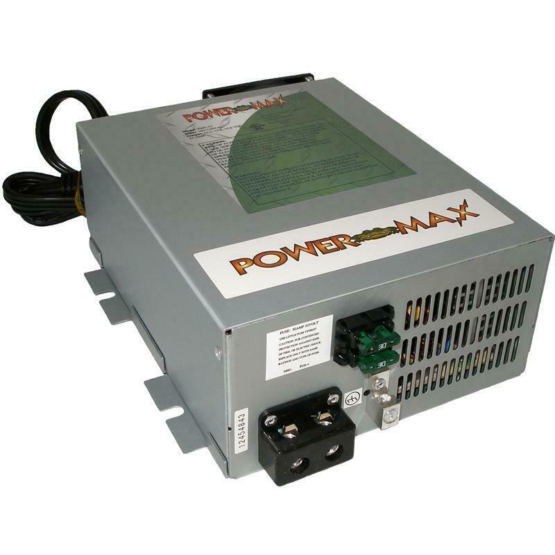 Powermax PM3-55 110-120 Volt to 12 Volt 12V DC 55 Amp Power Supply Converter. Available Now for 135.25
