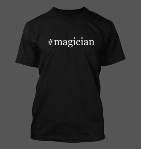 Men/'s Funny Hashtag T-Shirt NEW RARE #magician