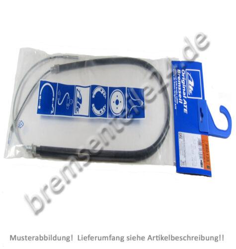 Original ATE Handbremsseil 24.3727-0453.2 hinten