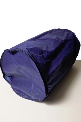 Hoesh respirant couette Literie Sac De Rangement Fermeture Éclair Poignée simple double sacs de stockage