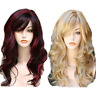 Women Cosplay Wig Ladies Long Curly Wavy Hair Full Wigs Party Costume Wigs New