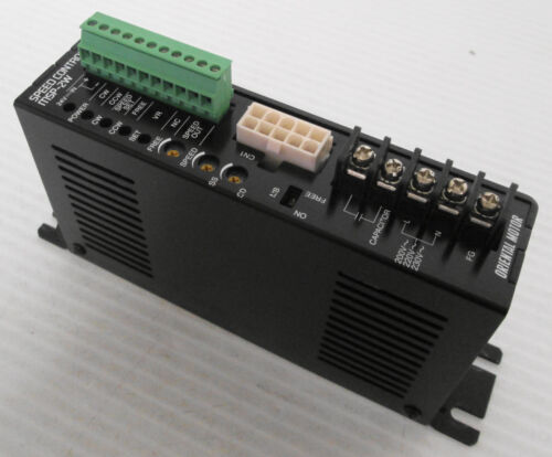 Oriental Motor MSP-2W Speed Controller 200//220//230VAC 50//60Hz 1.4A