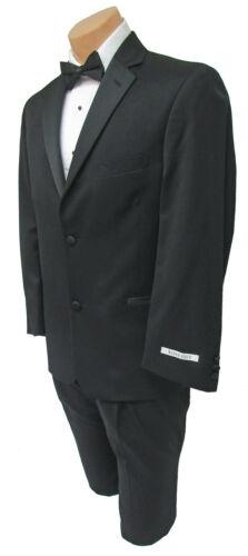 Men's 46r40 Men's bijpassende Ellis Tuxedo Matching Jacket Ellis With Black New smokingjack Perry Perry 46r40New Black met broek Pants b6f7gy