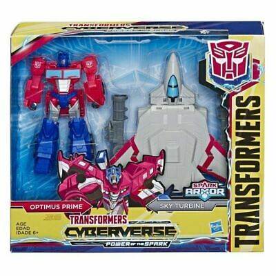TRANSFORMERS OPTIMUS PRIME Bombo ROBOT ACTION Figure Toy BAMBOLA NUOVO