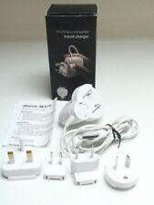 11w iPod & Nano Worldwide Mains Travel Charger 110v 240v 300mA