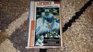 2000-UPPER-DECK-VICTORY-FOOTBALL-CARD-HOBBY-PACK-ROOKIES-FREE-BRADY-ROOKIE-CARD