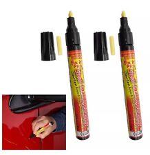 2 pcs Fix It Pro Car Scratch Repair Remover Pen Clear Coat Applicator US Stock