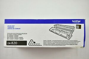 Brother Genuine DR820 Original Drum Unit HL-L5000 DCP-L5500DN MFC-L5700DW