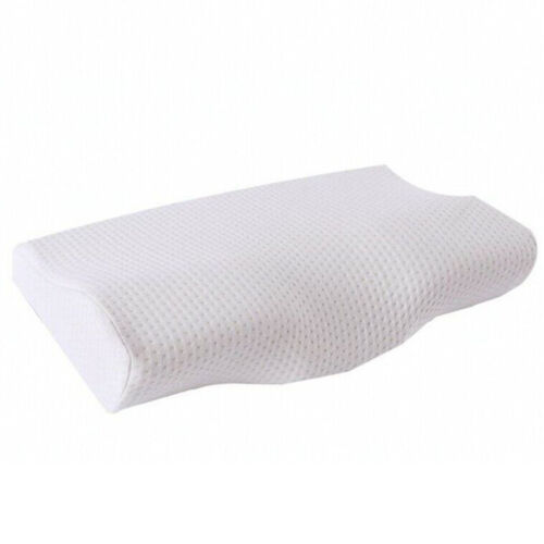Memory Foam Neck Pillow Slow Rebound Health Cervical Neck Care for Bed Sleeping