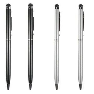 4X-2-in-1-Touch-Screen-Stylus-Ballpoint-Pen-For-iPad-iPhone-Tablet-Smartphone