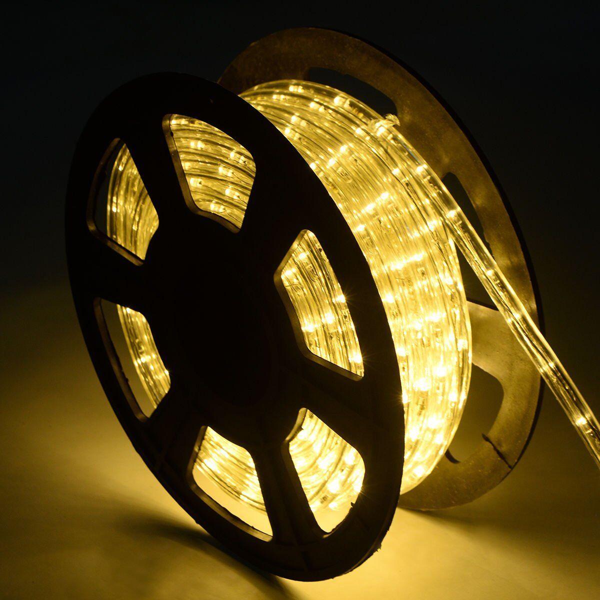 10M--50M SMD 5050 Lichtschlauch LED Schlauch Lichterkette Lichterkette Lichterkette Lichterketter Außen In | Flagship-Store  e78dfa