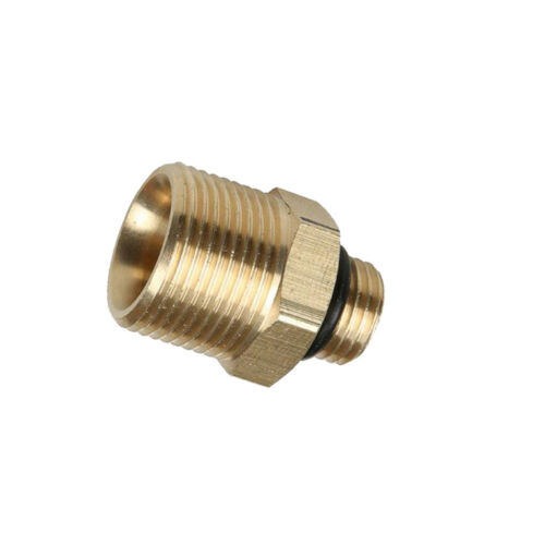Brass Adapter For Snow Foam Lance Adaptor High Pressure Washer Connector