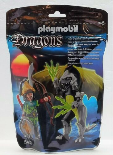Dragon combattants Dragons Playmobil 5465 à Storm Asia Chevalier Magic éclairs neuf dans sa boîte NEUF