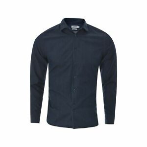 J-lindeberg-for-Mens-Slim-Fit-topcasual-Shirt-Long-Sleeve-size-M-Medium-Genuine
