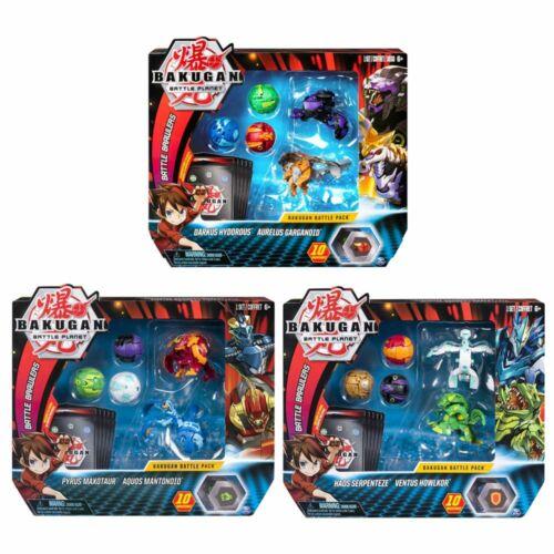 Battle Pack SelectionSet of 5BakuganSpinmasterBattle Brawlers