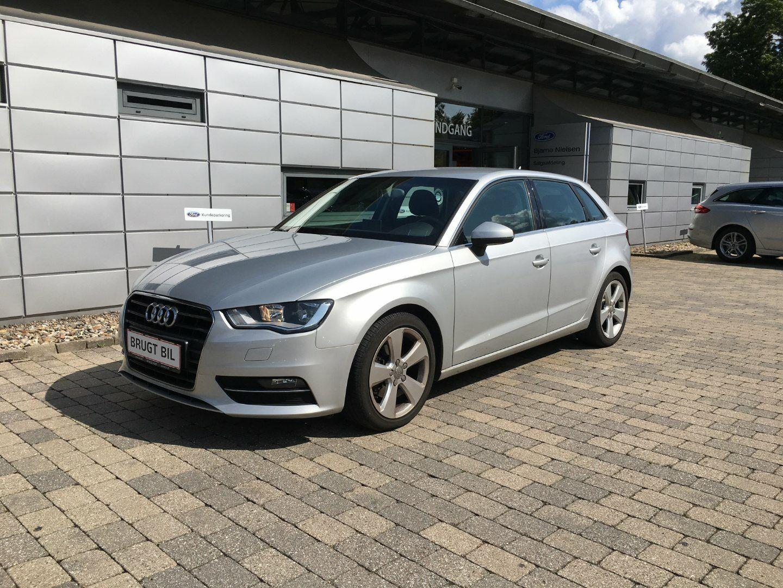 Audi A3 1,4 TFSi 122 Ambiente SB