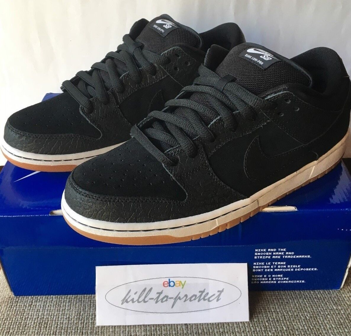 Nike dunk dunk Nike low sb - entourage nontourage sz us10.5 uk9.5 504750-040 2012 e41e7e