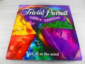 Trivial-Pursuit-Genus-Edition-Hasbro-All-Complete-Except-No-Game-Rules