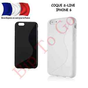Coque-protection-silicone-S-LINE-pour-IPHONE-6-FRANCE