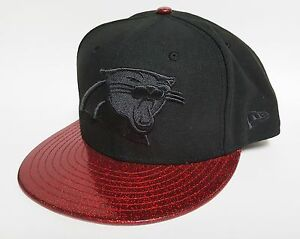 b04016ad5c6 New Era 59FIFTY CAROLINA PANTHERS CYCLE VIZE Hat ( 38) Cap NFL ...