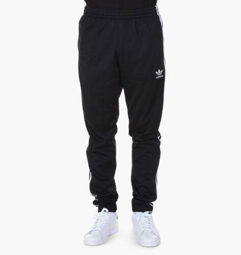 Adidas Open Hemp Track Pants # AJ6985 Black White Men SZ L 2XL