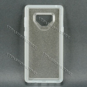 Otterbox-Symmetry-Samsung-Galaxy-Note-9-Hard-Case-Stardust-Silver-Flake-Clear