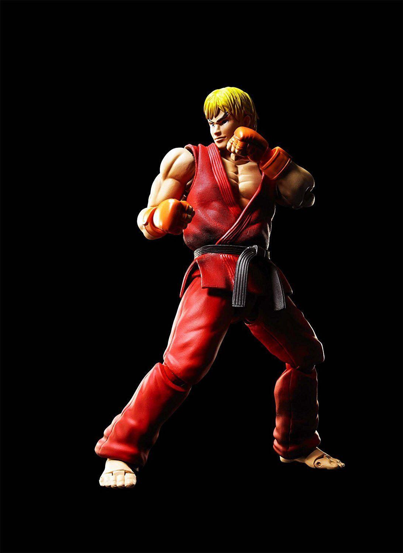 Bandai S.H.Figuarts Street Street Street Fighter  Ken Japan version da863f